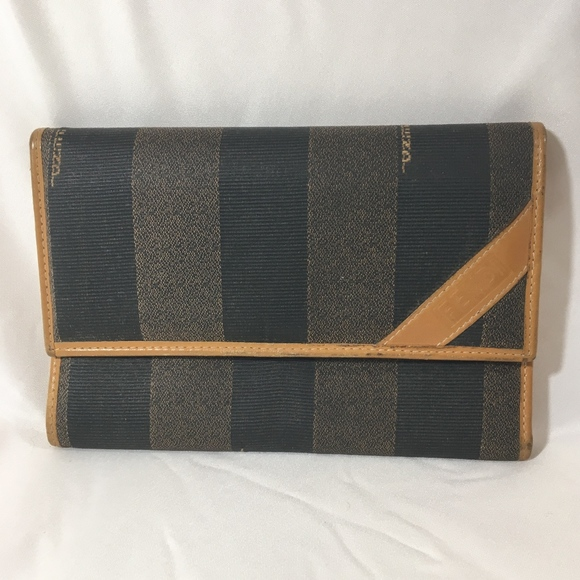 Fendi Handbags - Fendi Vintage Wallet